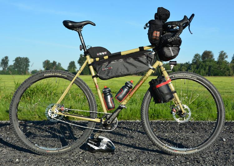 Readers' Rides: Christopher's Salsa Fargo Prepped for the North Central Washington 250