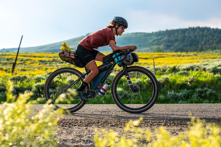 The Bike That Flew: Sarah Swallow on the Tour Divide