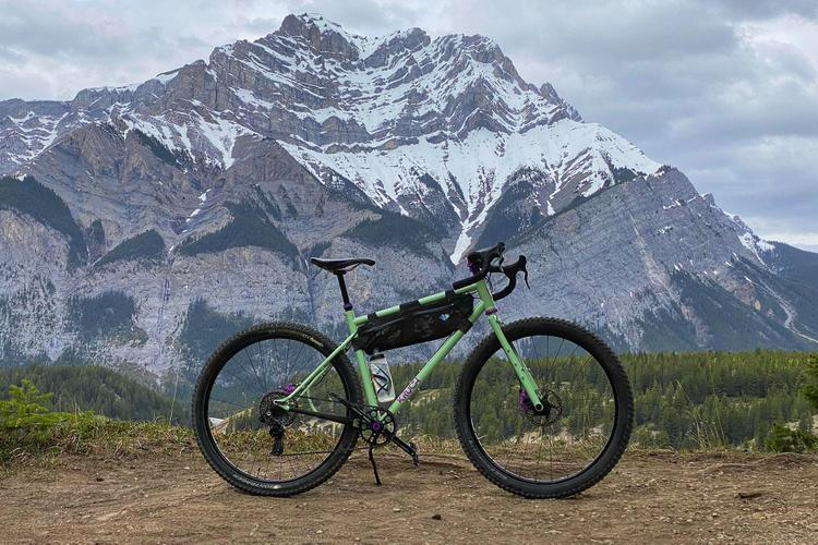 """Readers' Rides: Chris' Kruch """"All-Country"""" Drop Bar 29er"""