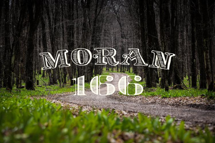 The Moran 166 is a 166 Mile Gravel Race in Northern Michigan