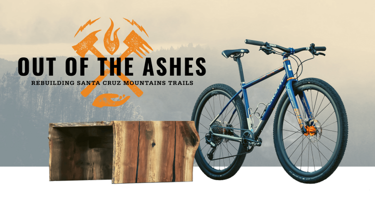 Out Of the Ashes: Rebuilding Santa Cruz Mountains Trails