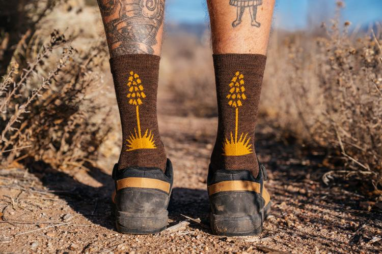 We Restocked Our Yucca Socks