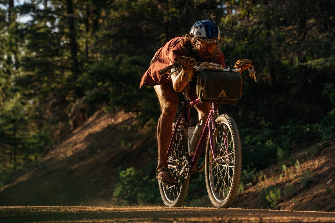 Cry of the Duralcan: Ronnie Romance's DURALCAN S Works Stumpjumper M2