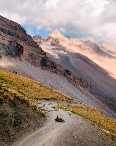 Taurus mountain hues