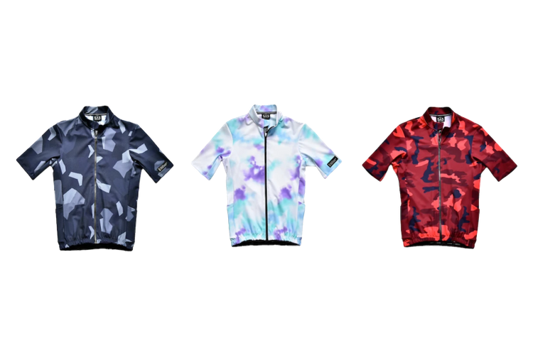 Search and State's Three Limited Editon S2-R Jerseys