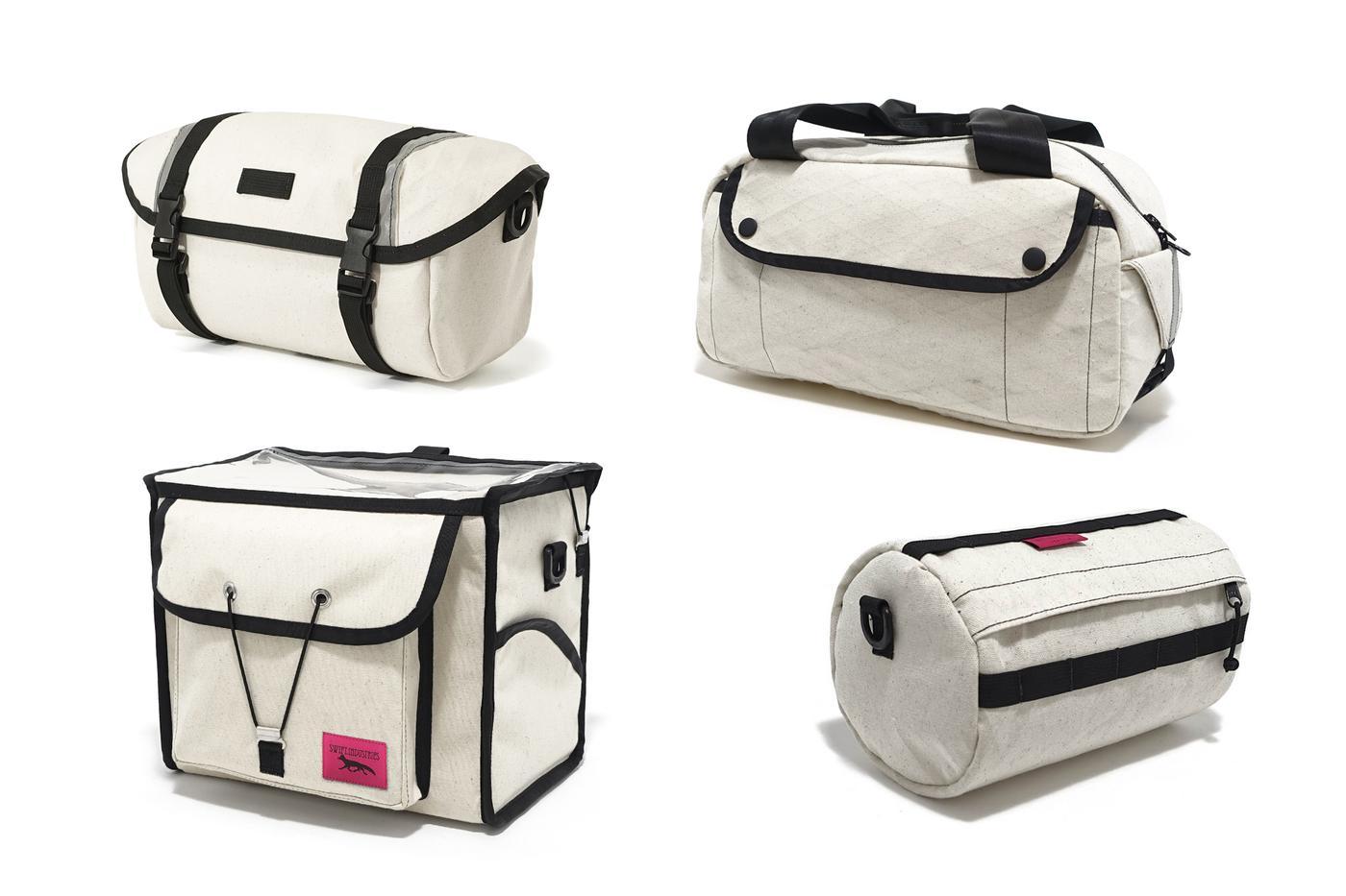 Swift Industries Brings Back Custom Bags
