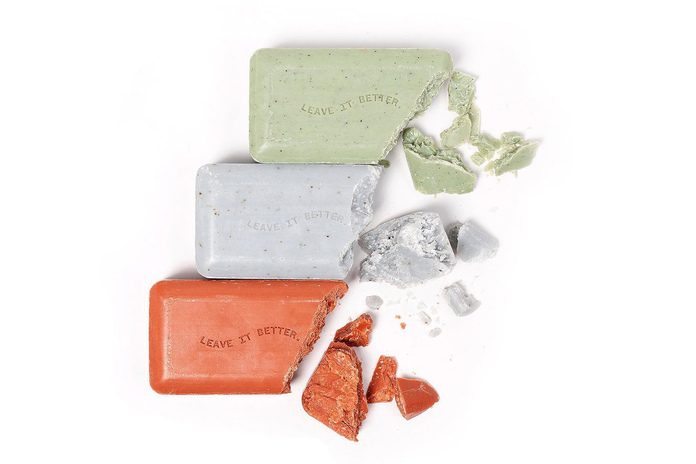 Ursa Major's National Parks Soap Bundle