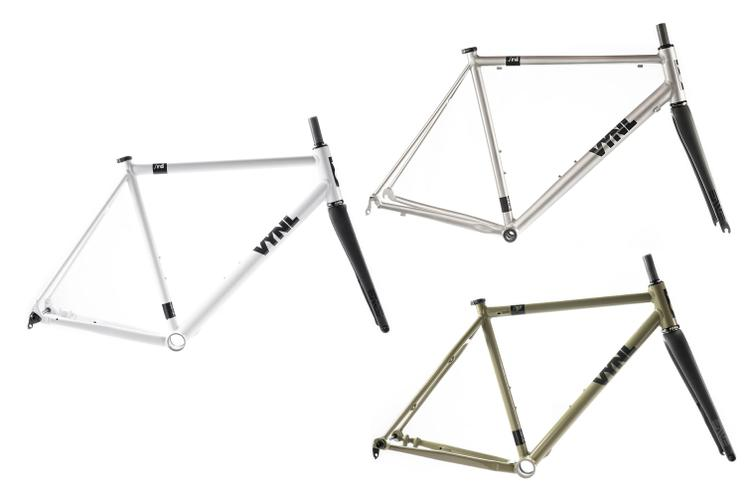 VYNL Bikes Have Returned with US-Made Road, All-Road, and Gravel Frames