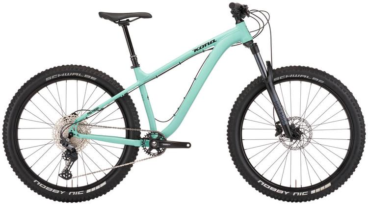 Kona's Big Honzo Returns in 2022 with Two Shimano Deore-Specced Models