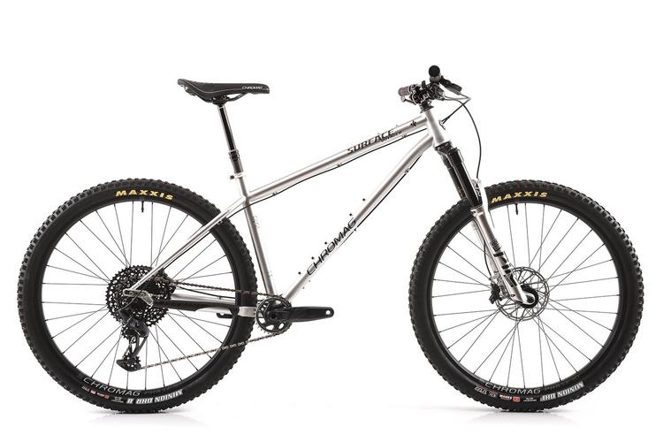 The Chromag Surface Voyager Hardtail