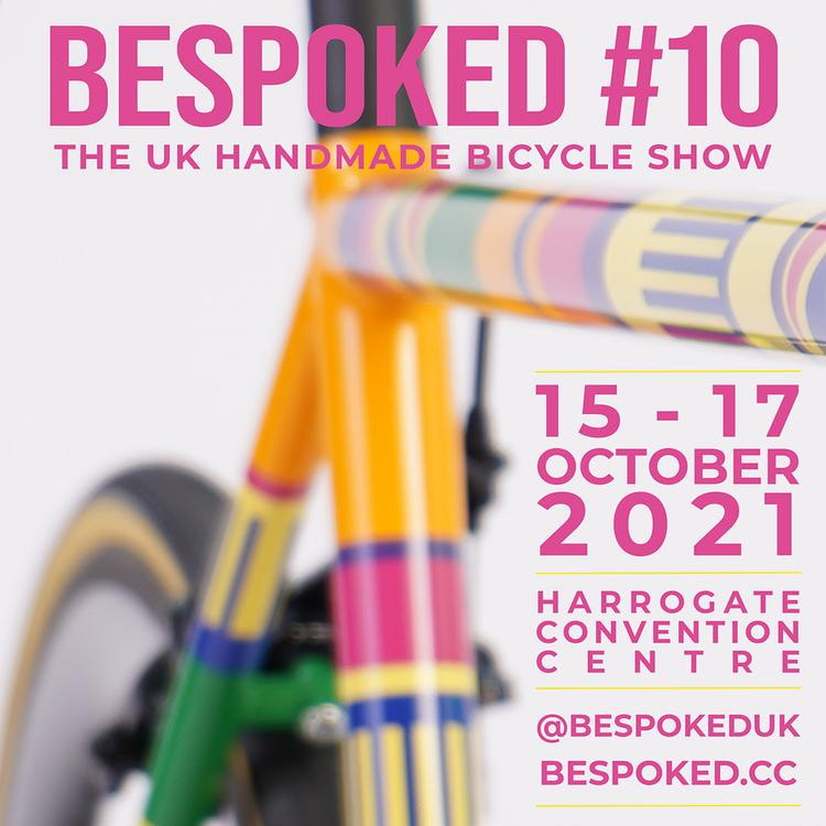 Bespoked UK Returns with #10 at Harrogate Convention Centre on 15-16 October 2021