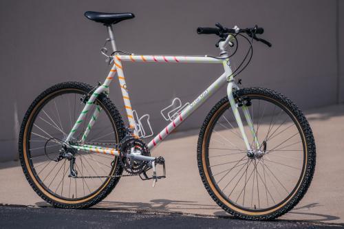 1989 Otis Guy Braunstein Quay Art of the Mountain Bike