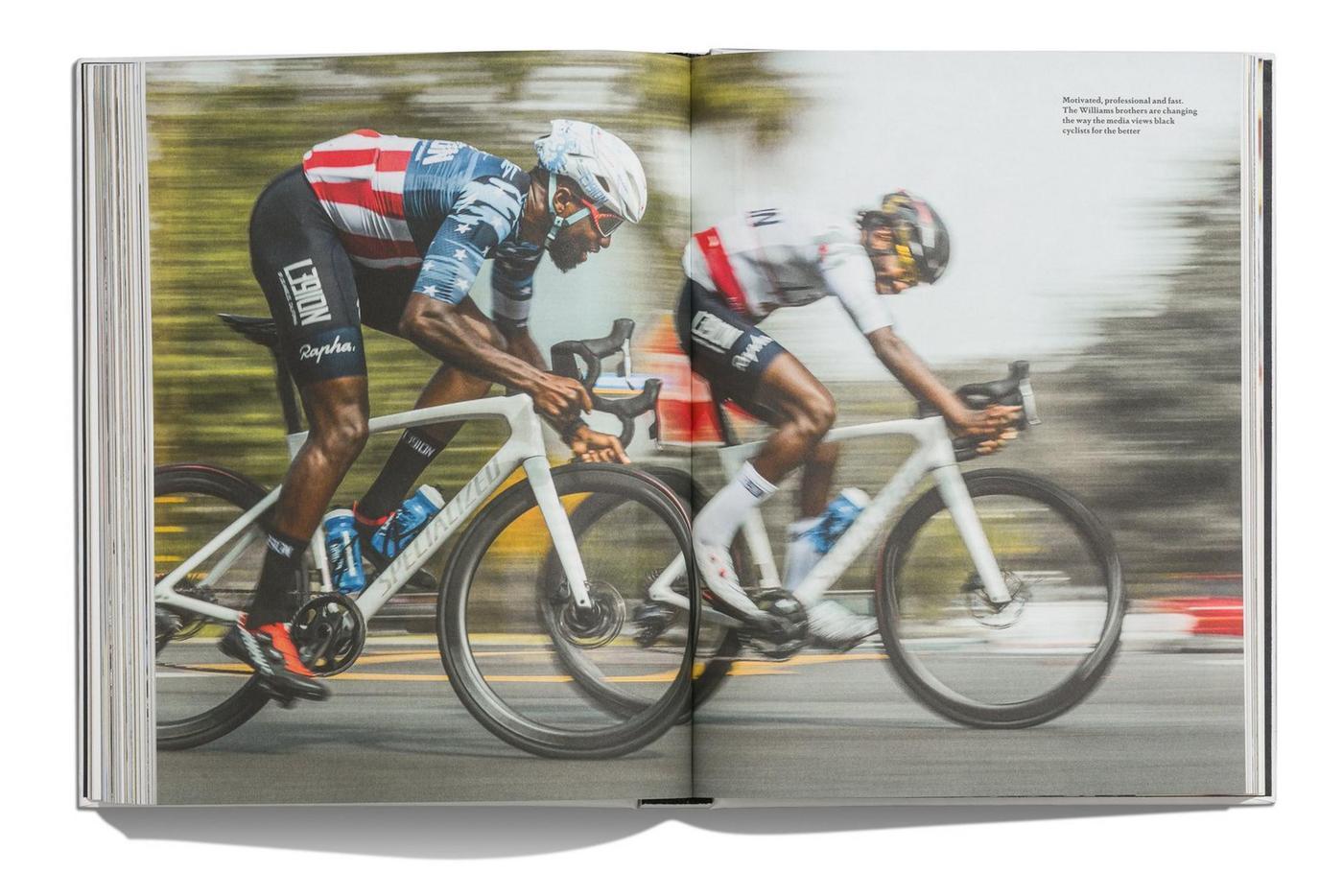 Rapha: Desire Discrimination Determination – Black Champions in Cycling