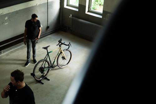 The Service Course's Bikes of Oslo Showcase
