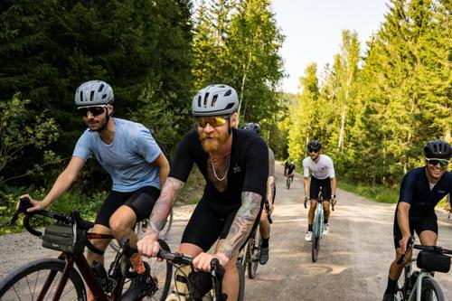 Riding around Oslo