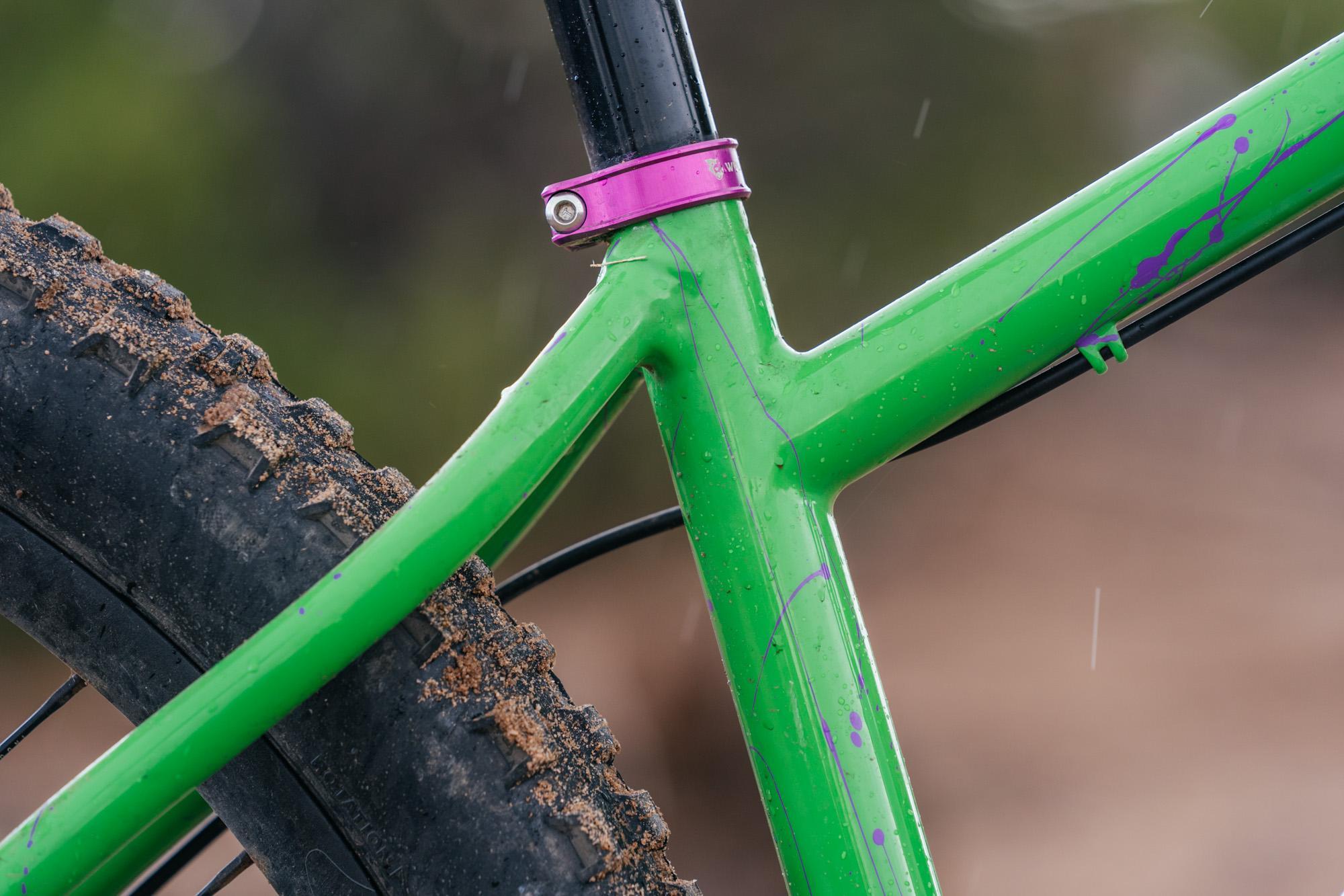 Dillen From Baphomet Bicycles' Singlespeed 29er