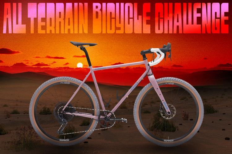 ENVE's All Terrain Bicycle Challenge!