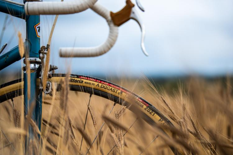 Vittoria Tubular for L'Eroica Made by A. Dugast