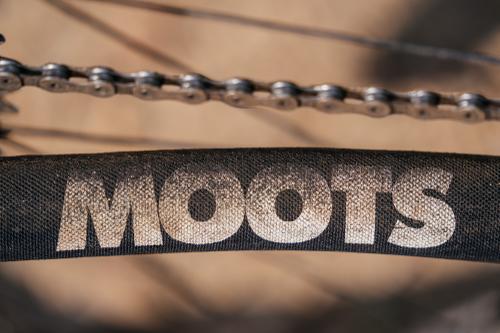 John's Moots Womble is a Supple Tourer