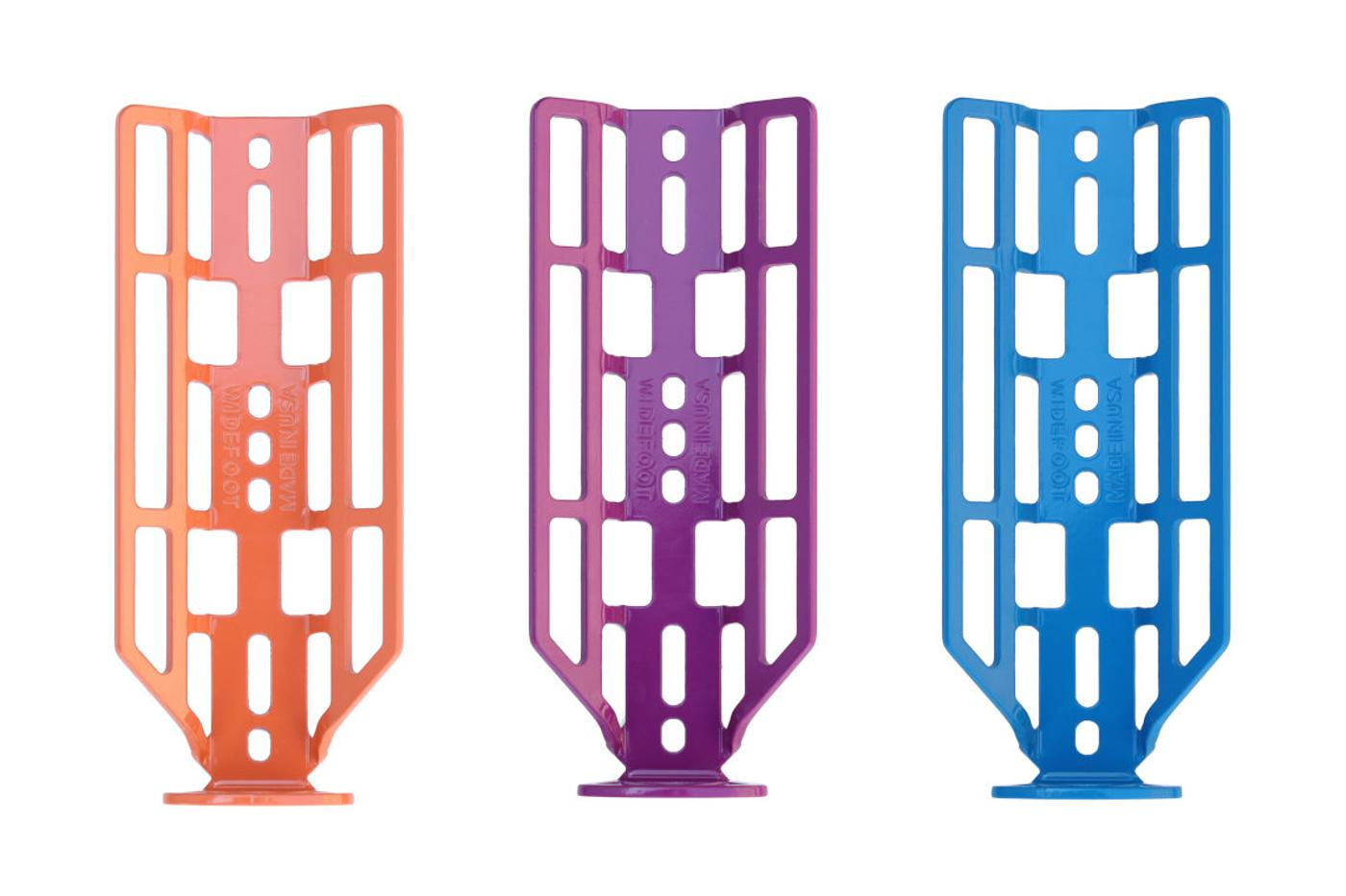 Widefoot's Colored Cargo Cages Are Back