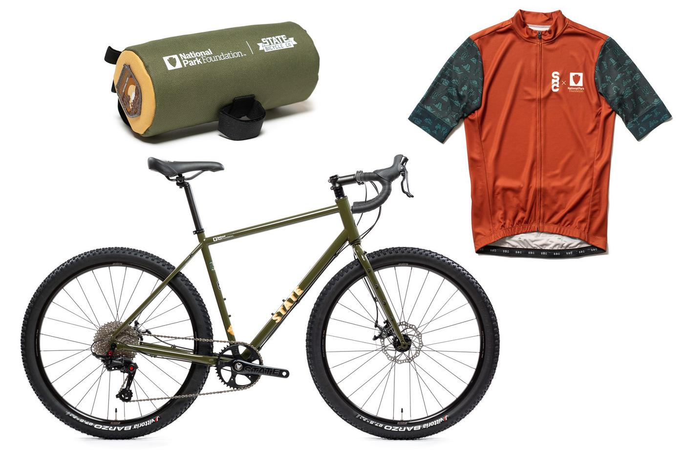 State Bicycle Co Teams Up with the National Parks Foundation