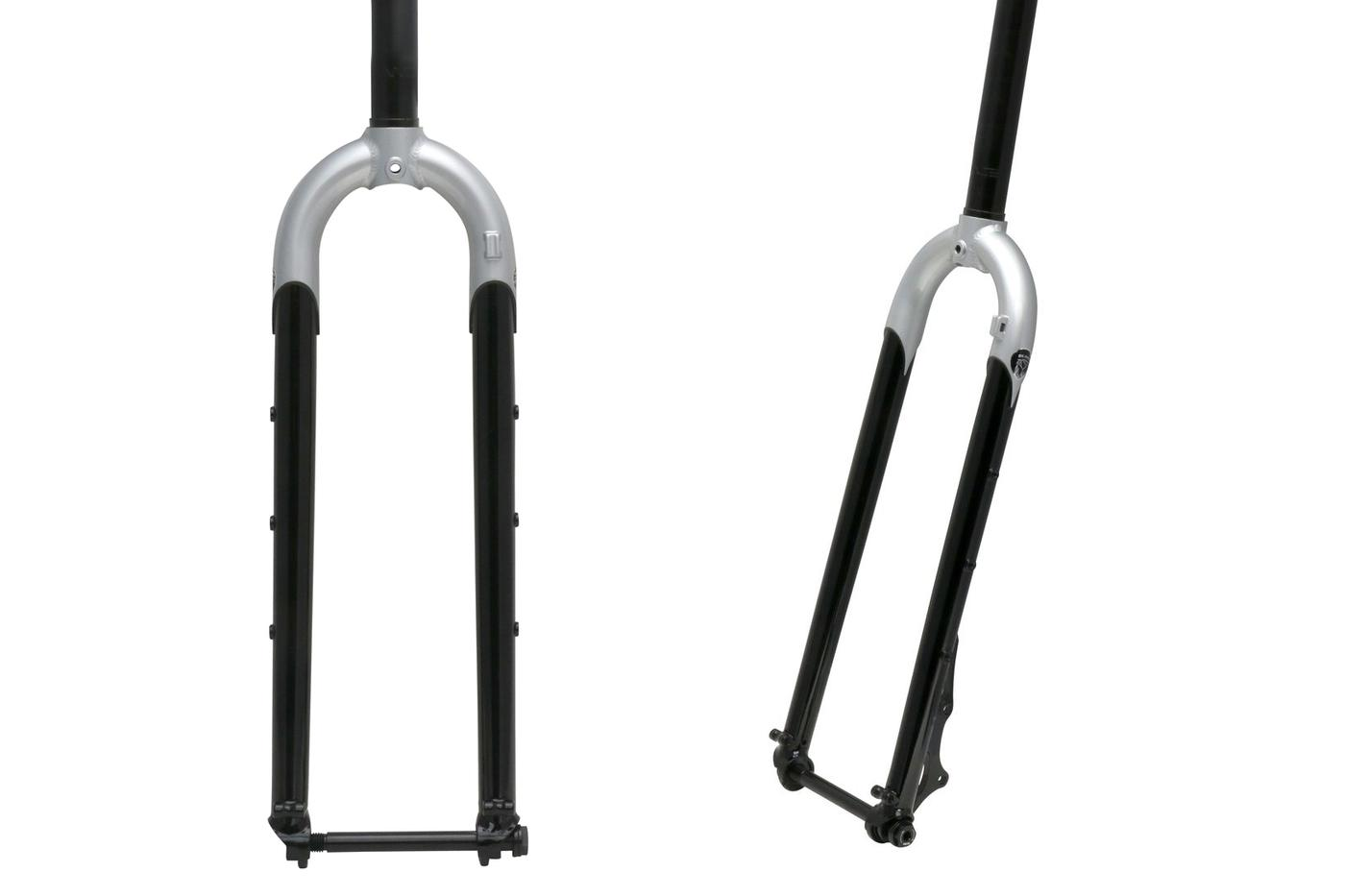 Steve Potts' Mountain Type II R Rigid Fork and Gravel Fork Is a Perfect Upgrade for a Gravel, Mountain or Touring Bike