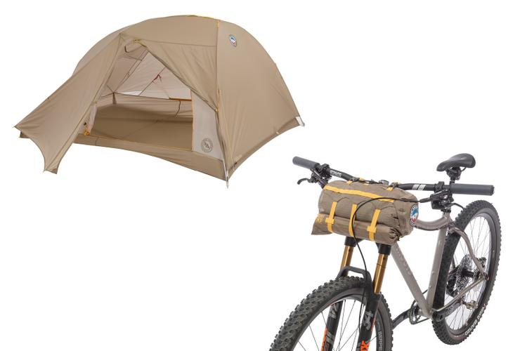 Big Agnes' Bikepacking Collection is in Stock