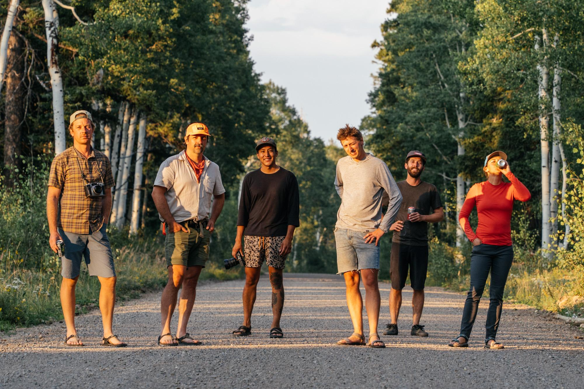 Crew (minus Bryan)