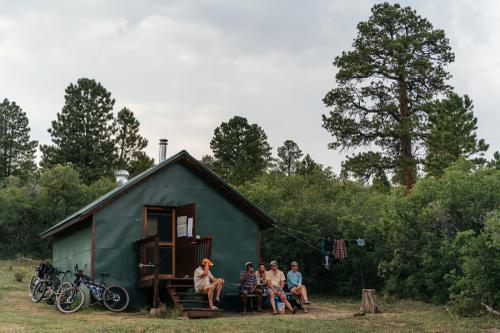 Last hut