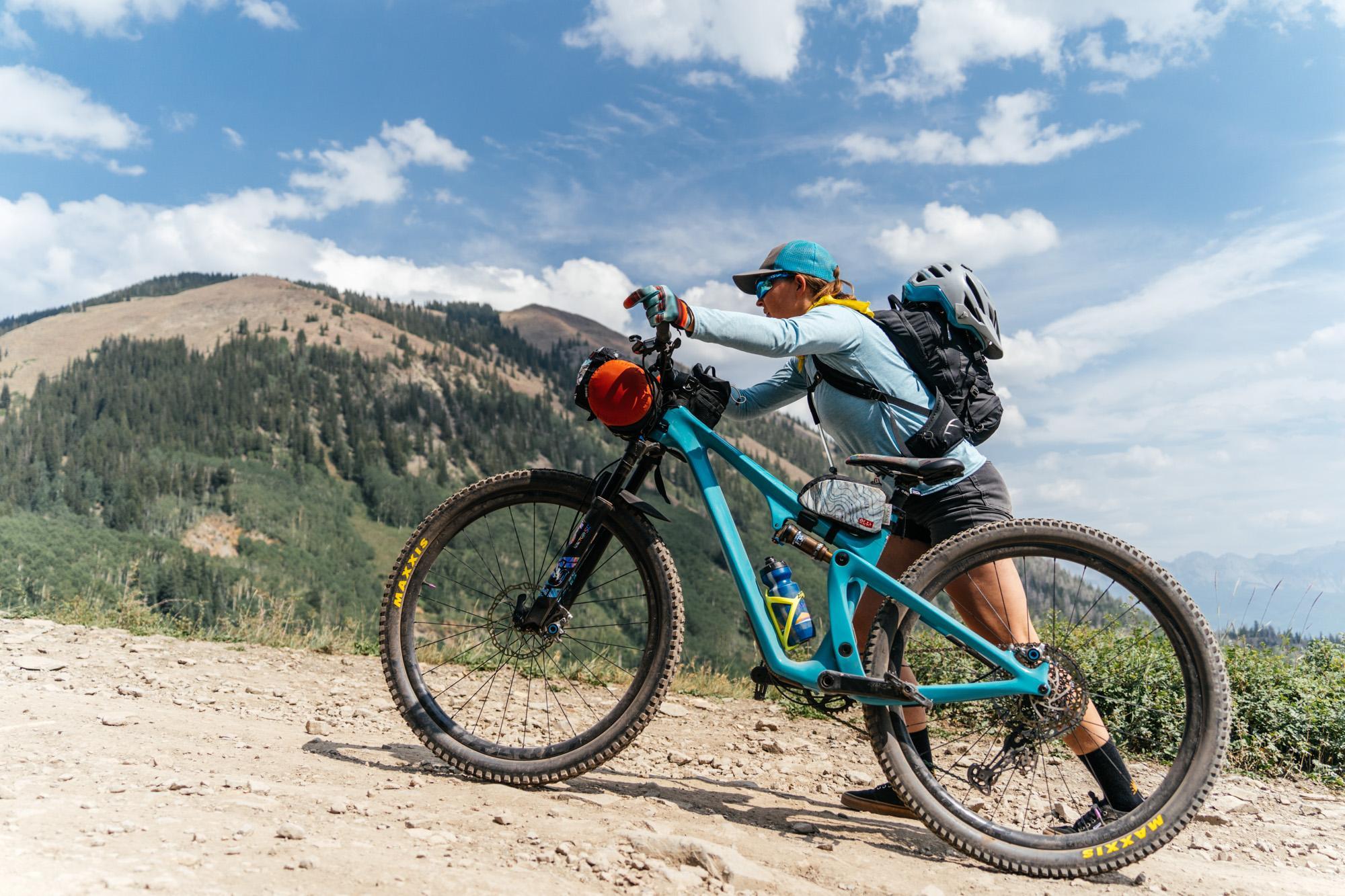 Low-range hike a bike