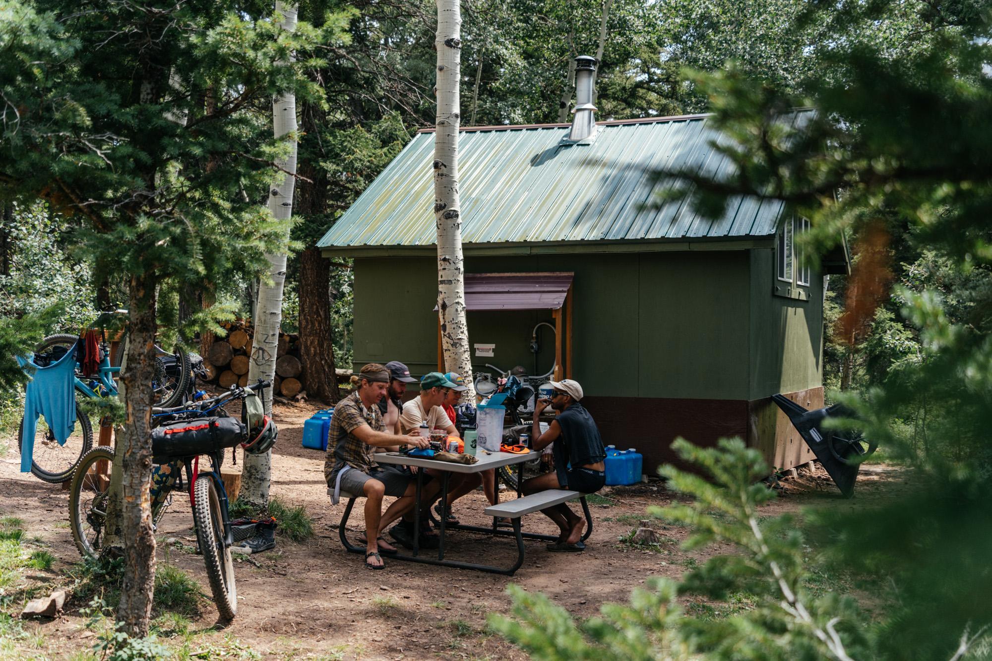 Day 2 hut