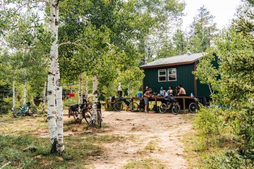 Best hut.