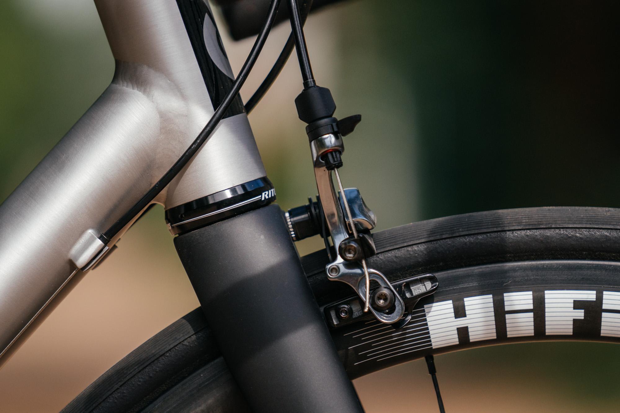 Max's VYNL Bikes /rd rim