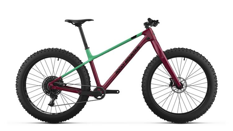Rocky Mountain's All-New Blizzard Carbon Fatbike