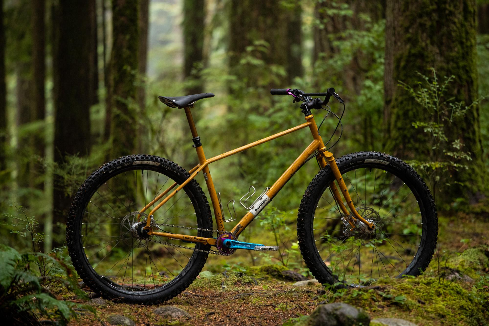 The Stooge Scrambler is the Evolution of the Modern Klunker
