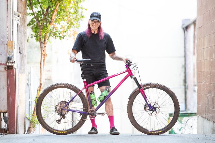 WZRD Bikes: Em's Personal Collection