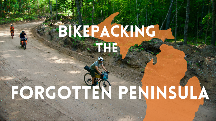 Bikepacking the Forgotten Peninsula