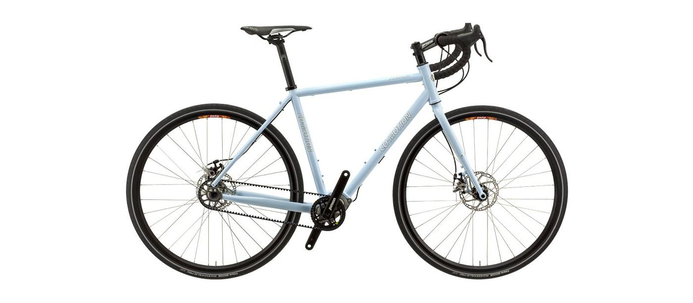 Join the Adventure Cycling Association and Win a Pinion Americano Touring Bike From Co-Motion