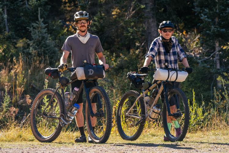 Bailey and Erik are Riding the Full New Mexico CDT