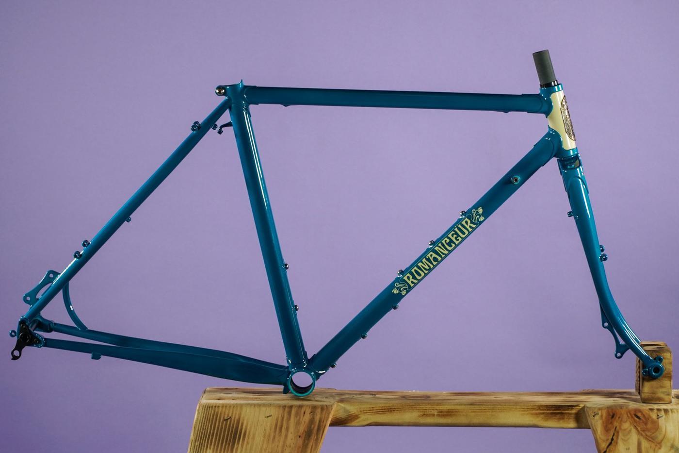 The Crust Bikes 24″ Wheel Romanceur Frames Are in Stock!