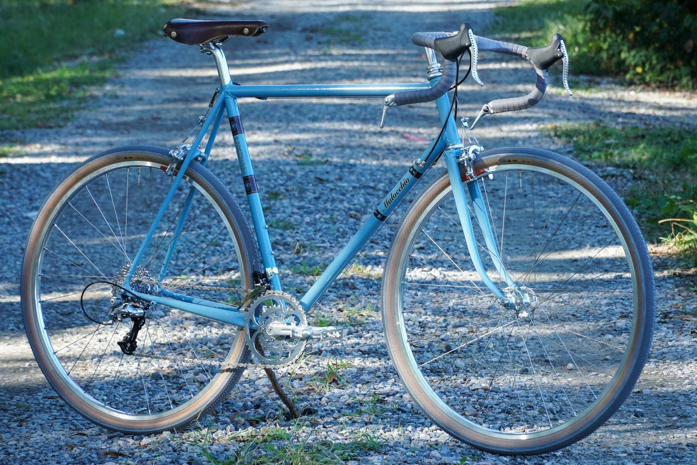Own a New Complete Malocchio by Crust Bikes Early!