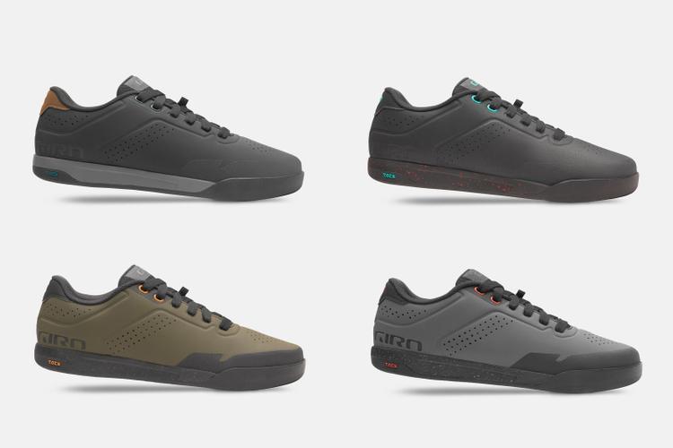 Giro's New Latch Flat Pedal Shoes