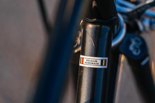 John's Eddy Merckx SLX Telekom with Dura Ace 7402