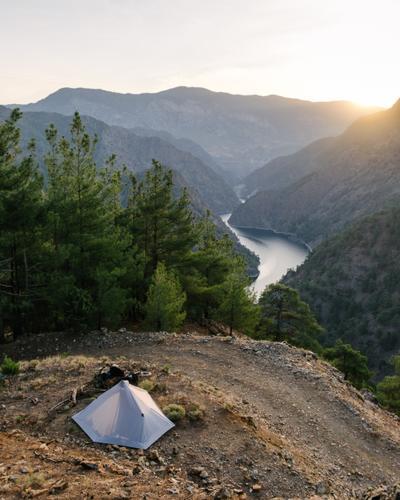 Zamanti camp