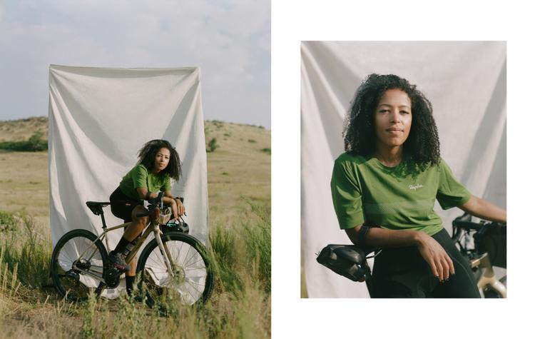 The Leaders of Gravel: Dominique Powers' Medium Format Portraits