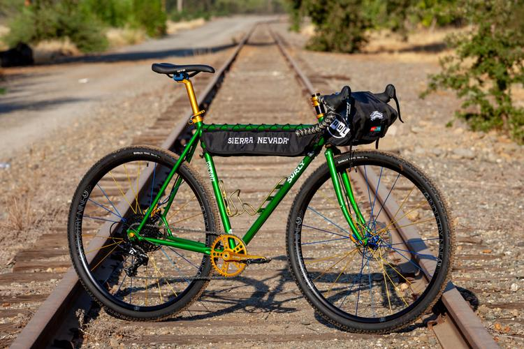 the 2021 Sierra Nevada Brewing Co and Paul Component Engineering Sierra Trail Chasers Benefit SBTS and SORBA