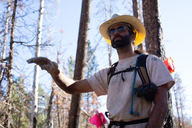 Gabe Tiller is Leaving the Oregon Timber Trail