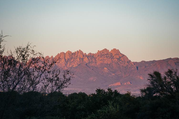 We're in Las Cruces at the Dangerbird and the NM Bikepacking Summit