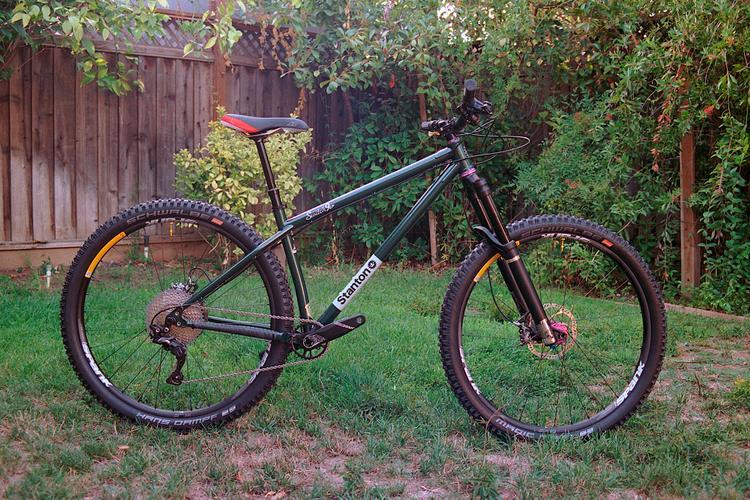 Readers' Rides: Erik's Stanton Switch9er 631 Hardtail