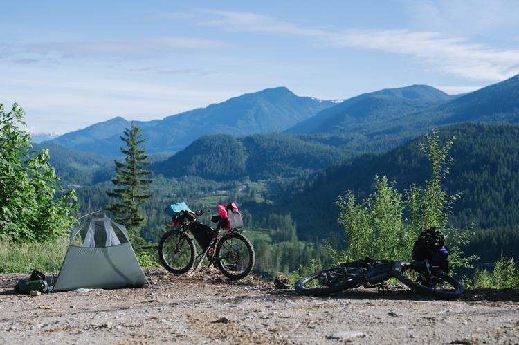 When I Say Hike, You Say Bike: A Swift Campout Double Feature
